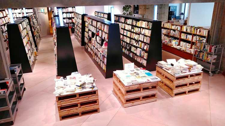 本と出合うための本屋。「文喫 BUNKITSU」(六本木)
