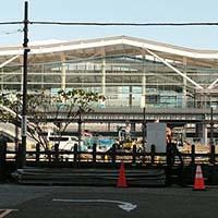 2020年 春に開業、繊細なデザインが素敵な「高輪ゲートウェイ駅」