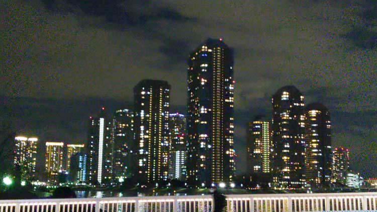 アーバンな東京