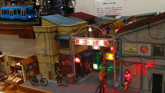 「たかばやしりつこ」さんの驚異のミニチュア展(京橋エドグラン)