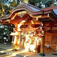 「麻賀多神社(まかたじんじゃ)」と「天之日津久神社」(成田市)